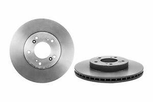 Brembo 09.6893.11 Disc Brake Rotor For Select 91-01 Acura Honda Isuzu Models