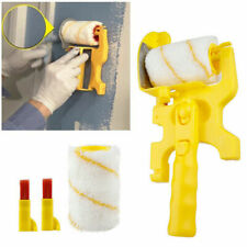 Portable Clean-Cut Paint Edger Roller Brush Safe Tools for Home Wall Ceilings