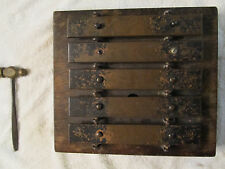 Deagan Plate Chime No.500