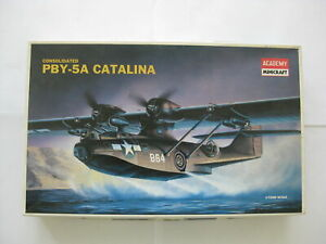 1|72 Model Plane PBY-5A Catalina Academy D12-562
