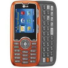 Lg Scoop Ax260 - Orange (Alltel) Cellular Phone