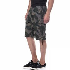 140$ G Star Men's Camo Grey Rovic Cargo Bermuda Shorts Size 31 New with tags