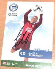 Sascha burchert-Hertha BSC