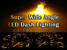 Amber Yellow LED Dash Kit For Nissan Stagea C34 & Skyline R34