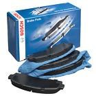 BOSCH FRONT Brake Pads SET FOR HOLDEN COMMODORE VE SS 2008-2010 6.0L V8 L76 AFM