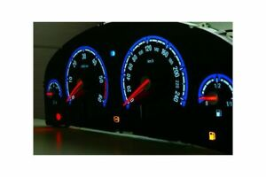 Opel Vectra C design 2 glow gauge plasma dials tachoscheibe glow shift indicator