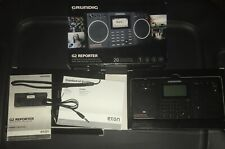 Grundig G2 Reporter Ng2B (Micro Sd,Mp3,4Gb) Excellent Working Condition!