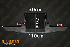 UNIVERSAL 160cm Diffuser Brackets Included Top Secret Shine Style Type1 v6