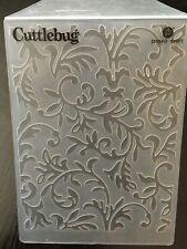 Cuttlebug Embossing folder - Fern VGC Cards, crafts