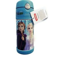 Frozen Thermos 12oz Stainless Steel Beverage Bottle Anna Elsa Olaf Frozen 2 Cold