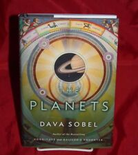 SIGNED The Planets by Dava Sobel 1st ed. HC/DJ science, astronomy, history,space