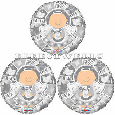 Baptism or Communion Angel Theme Foil / Mylar Balloons (3 Balloons )