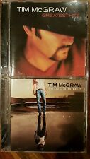 Tim Mcgraw Greatest hits (vol 1 and 2)