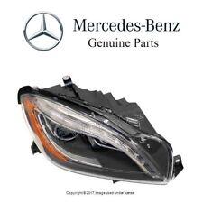 NEW Mercedes W166 ML250 ML63 Passenger Right Bi-Xenon Headlight Assembly Genuine