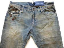 Classic Slim, Skinny Jeans Women's Distressed Wash 29 Inseam