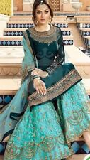 INDIAN / Pakistani DESIGNER REPLICA FABRIC DRESS Chiffon SALWAR KAMEEZ/