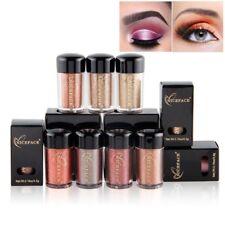 Shiny Waterproof Eyeshadow Palette Loose Pigment Glitter Powder Cosmetics Charm