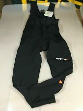 NEW! 45NRTH Naughtvind Winter Cycling Bib Knickers Pant Color Black Size Large