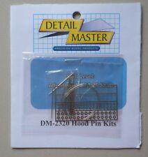 Hood Pin Kits 1:24 1:25 DETAIL MASTER CAR MODEL ACCESSORY 2320