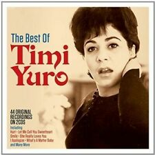 Timi Yuro - The Best of Greatest Hits 2cd New/