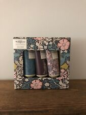 Morris and Co Shea butter three lotion set travel size New and sealed