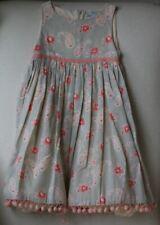 U25 NEW RRP £44.80  Wild And Gorgeous Girls/' Grey Poppy Dress