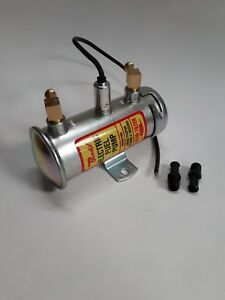 Land Rover Series 3 Stage 1 V8, Bendix/Facet style Fuel Pump PRC 3901 *ZINC*