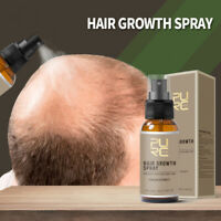 30ml PURC Hair Growth Spray Extract Prevent Hair Loss Quick Growing Hair For Men