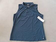 LIJA Moisture Wicking Ladies Golf Polo Shirt Blackberry XL