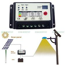 20A 12V/24V Dual-cell Battery Solar Charge Controller LED Display for PV System