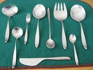 Lauffer Design 2 Flatware Germany - Combined Shipping Available