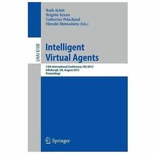 Intelligent Virtual Agents : 13th International Conference, IVA 2013,...