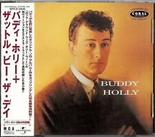BUDDY HOLLY - BUDDY HOLLY / THAT'LL BE THE DAY   1999  MCA  UNIVERSAL  JAPAN