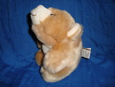 Gund Snuffles Bear Tan/Beige/Light Brown Plush