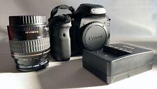 Canon EOS 7D 18.0MP Digital SLR W/35-80MMLens Pristine Condition