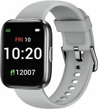 Letsfit IW1 Smart Watch for Android Phones Compatible with iPhone,1.4 Inch Touch
