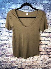 Nordstrom BP Brand Women's Scoop Neck T-Shirt Size XXS Free Shipping Look 👀🔥