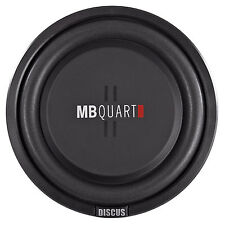 "MB Quart DS1-254 10"" Shallow Mount Car/Truck Subwoofer w/Poly Cone+2"" Voice Coil"