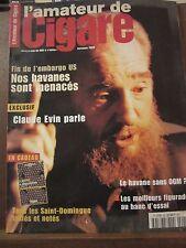 L'Amateur de Cigare N°25: Automne 2000/ Nos Havanes sont menacés