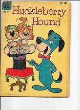 Huckleberry Hound   4 color #990  1st app. Huckleberry, Yogi Bear