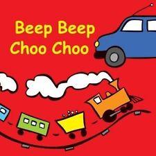 USED (GD) Beep Beep Choo Choo (Snappy Sounds) by Jolie Dobson