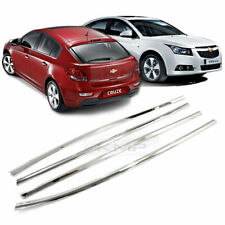 Chrome Window Under Line Sill Trim Molding K-262 for CHEVROLET 2008-2012 Cruze