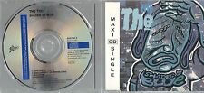 THE THE CD single SHADES OF BLUE 1991 4 tracce JEALOUS OF YOUTH + SOLITUDE + 2