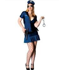 Officer Frisky Sexy Cop, Police Officer Halloween Costume Dress Plus Size #5245