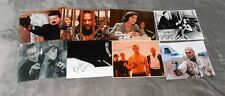432 Top Original signed AUTOGRAPHS dans 20x25/20x30 cm (8x10 & 8x12)