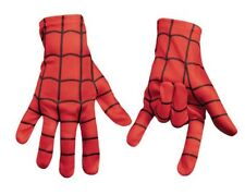 Popualr Gloves for Spiderman Cosplay Costume Kid Clothes Moive Perform Toy Gift