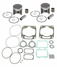 2003 2004 Arctic Cat ZR900 ZR 900 SPI Pistons Bearings Top End Gasket Kit 85mm