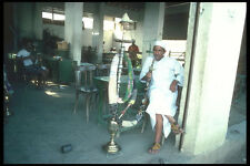 260090 Smoking A Water Pipe Saudi Arabia Jeddah A4 Photo Print