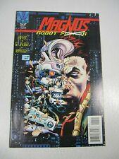 Magnus Robot Fighter #57 (Valiant Comics 1995) Error Variant Recalled VF/NM