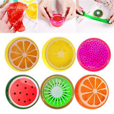Creative Fruit Crystal Clay Putty Jelly Slime Plasticine Mud Educational Toy AB